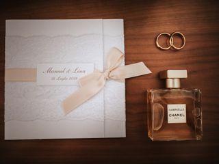 Le nozze di Lina e Manuel 1
