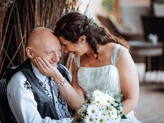 Le nozze di Giovanna e Massimo
