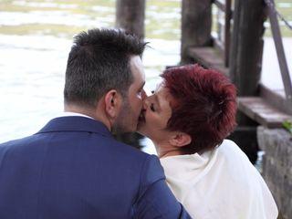 Le nozze di Catia e Ettore