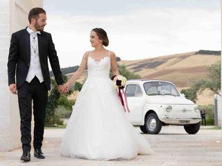 Le nozze di Giovanni e Claudia