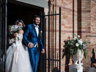 Le nozze di Mariafrancesca e Giuseppe