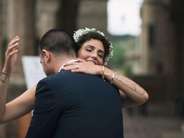 Il matrimonio di Edoardo e Brittany a Castell'Arquato, Piacenza 4