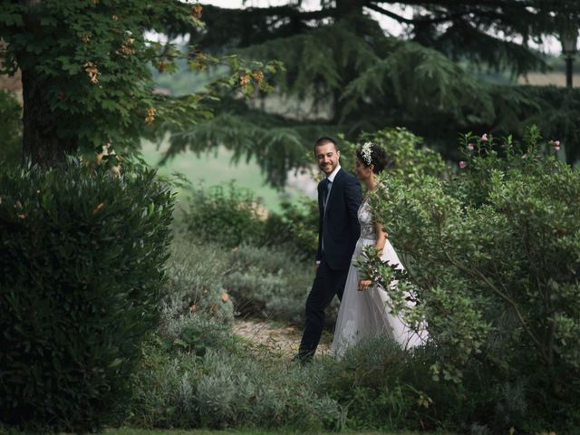 Il matrimonio di Edoardo e Brittany a Castell'Arquato, Piacenza 6
