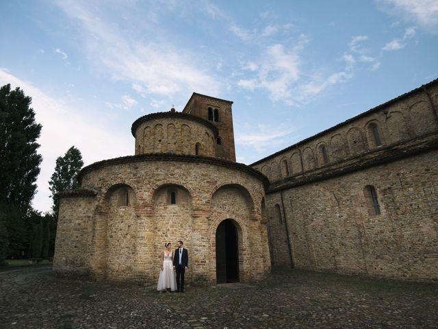 Il matrimonio di Edoardo e Brittany a Castell'Arquato, Piacenza 7