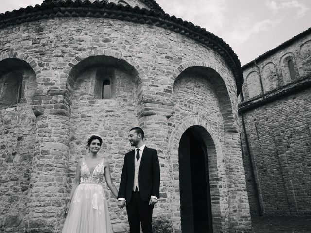 Il matrimonio di Edoardo e Brittany a Castell'Arquato, Piacenza 8