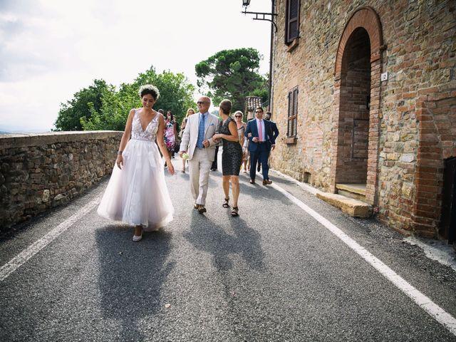 Il matrimonio di Edoardo e Brittany a Castell'Arquato, Piacenza 1