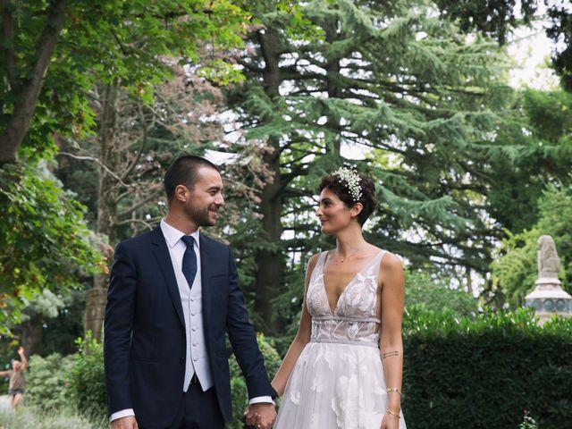 le nozze di Brittany e Edoardo