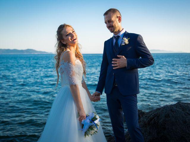 Le nozze di Manuela e Maurizio