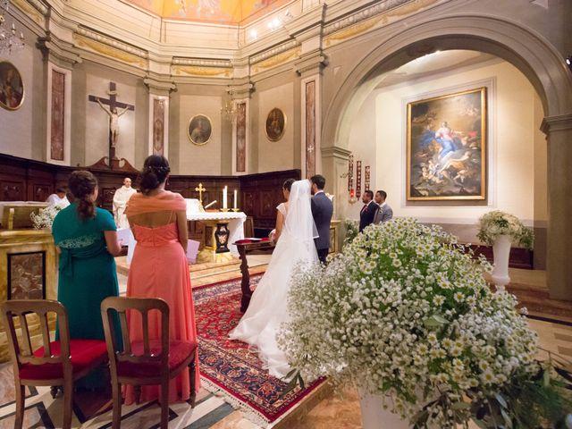 Il matrimonio di Matteo e Cristina a Varzi, Pavia 13