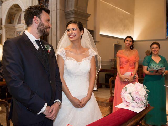 Il matrimonio di Matteo e Cristina a Varzi, Pavia 14