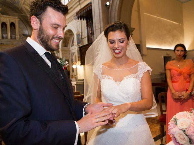 Il matrimonio di Matteo e Cristina a Varzi, Pavia 16