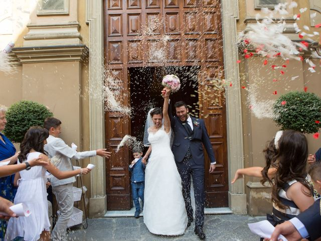 Il matrimonio di Matteo e Cristina a Varzi, Pavia 17