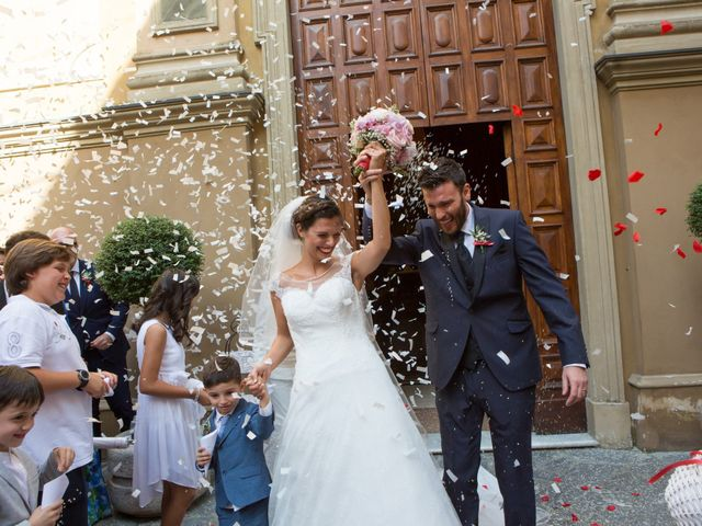 Il matrimonio di Matteo e Cristina a Varzi, Pavia 18