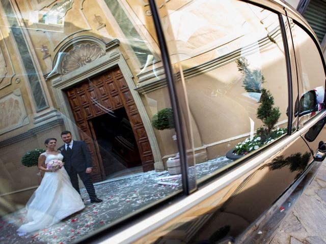 Il matrimonio di Matteo e Cristina a Varzi, Pavia 19