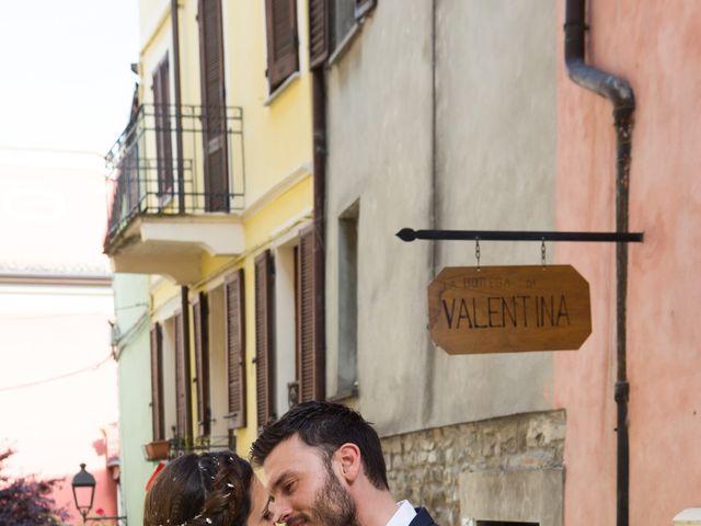 Il matrimonio di Matteo e Cristina a Varzi, Pavia 20