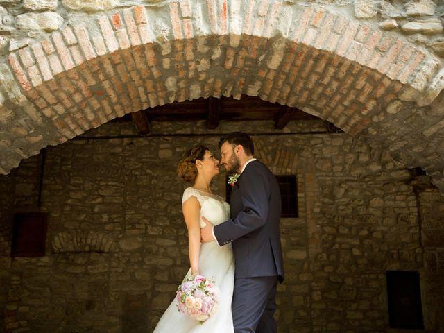 Il matrimonio di Matteo e Cristina a Varzi, Pavia 22