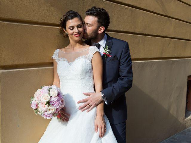 Il matrimonio di Matteo e Cristina a Varzi, Pavia 23
