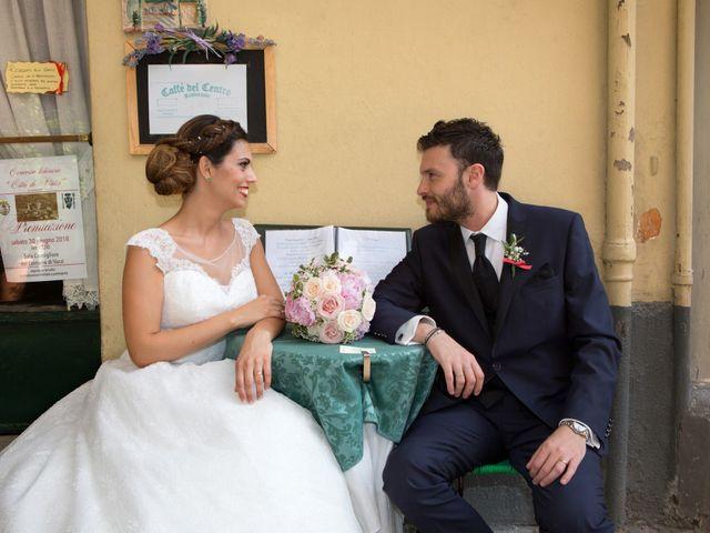 Il matrimonio di Matteo e Cristina a Varzi, Pavia 24