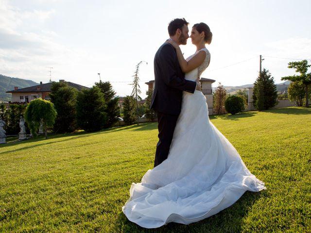 Il matrimonio di Matteo e Cristina a Varzi, Pavia 25