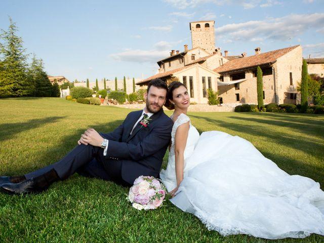 Il matrimonio di Matteo e Cristina a Varzi, Pavia 27