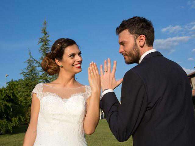 Il matrimonio di Matteo e Cristina a Varzi, Pavia 29