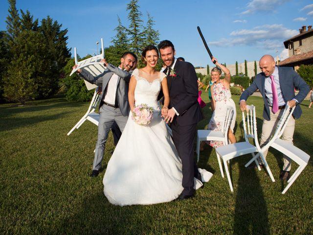 Il matrimonio di Matteo e Cristina a Varzi, Pavia 31