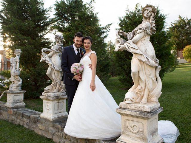 Il matrimonio di Matteo e Cristina a Varzi, Pavia 33
