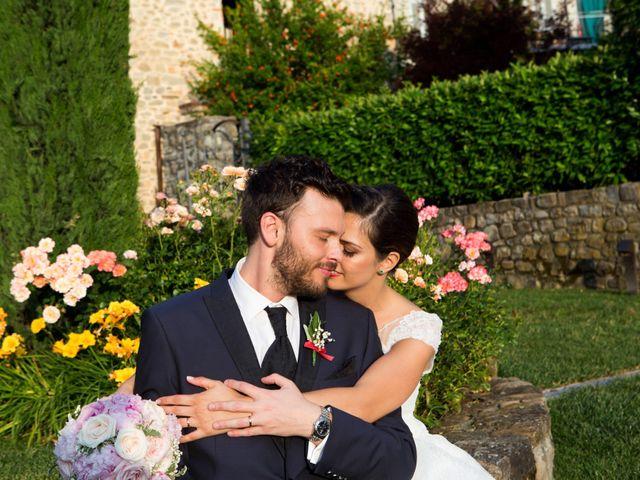 Il matrimonio di Matteo e Cristina a Varzi, Pavia 36