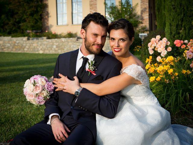 Il matrimonio di Matteo e Cristina a Varzi, Pavia 38