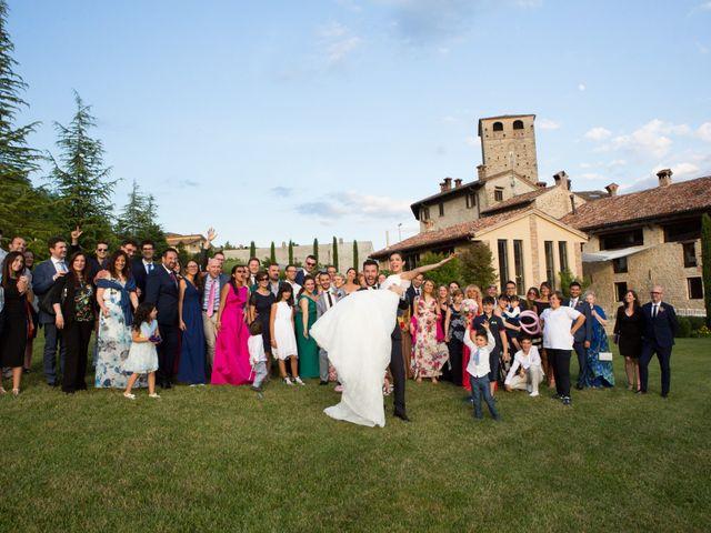Il matrimonio di Matteo e Cristina a Varzi, Pavia 40