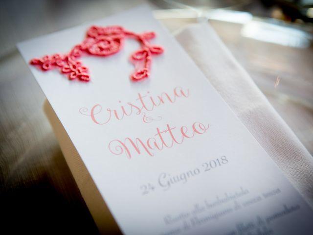 Il matrimonio di Matteo e Cristina a Varzi, Pavia 42