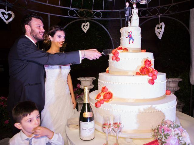 Il matrimonio di Matteo e Cristina a Varzi, Pavia 47