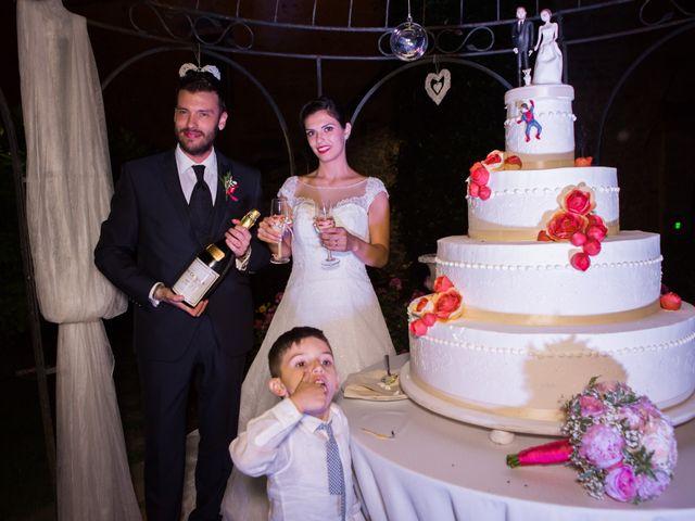 Il matrimonio di Matteo e Cristina a Varzi, Pavia 48