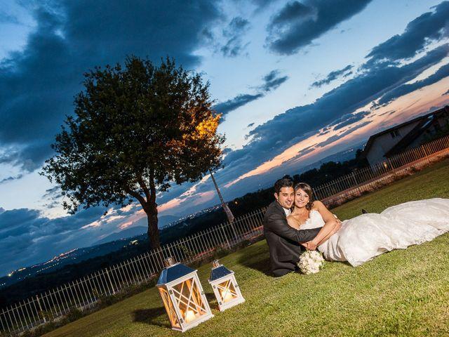 Le nozze di Angela e Umberto