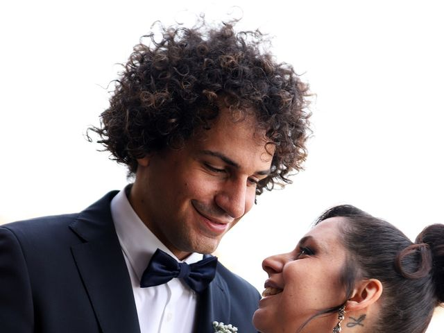 Il matrimonio di Davide e Giulia a Gaggiano, Milano 8