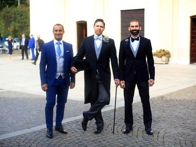 Il matrimonio di Davide e Giulia a Gaggiano, Milano 15