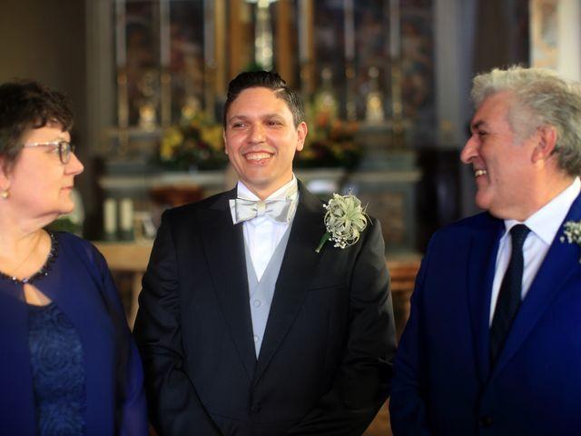 Il matrimonio di Davide e Giulia a Gaggiano, Milano 16