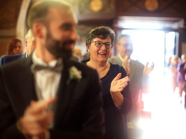 Il matrimonio di Davide e Giulia a Gaggiano, Milano 18