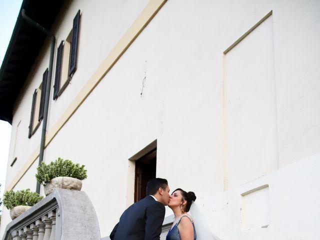 Il matrimonio di Davide e Giulia a Gaggiano, Milano 19