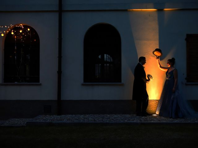 Il matrimonio di Davide e Giulia a Gaggiano, Milano 21