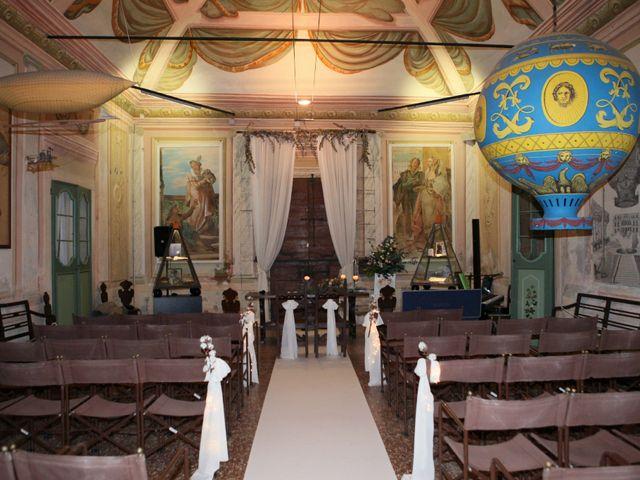 Il matrimonio di Tommaso e Fabiana a Due Carrare, Padova 2