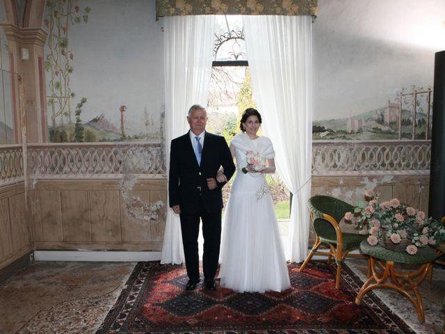 Il matrimonio di Tommaso e Fabiana a Due Carrare, Padova 8