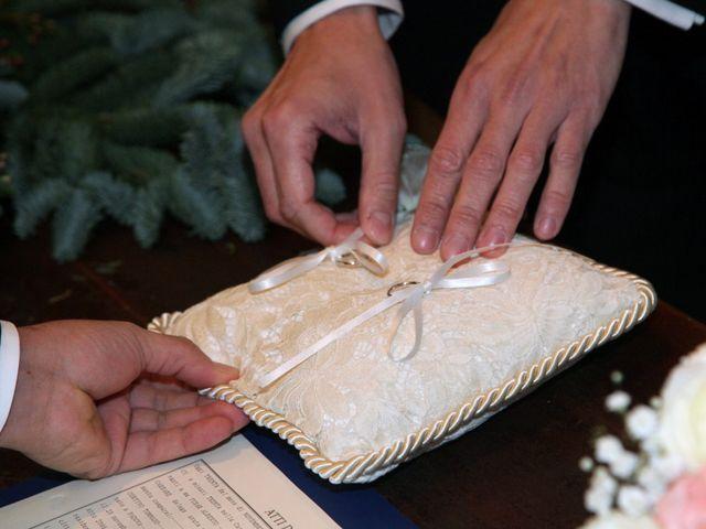 Il matrimonio di Tommaso e Fabiana a Due Carrare, Padova 9