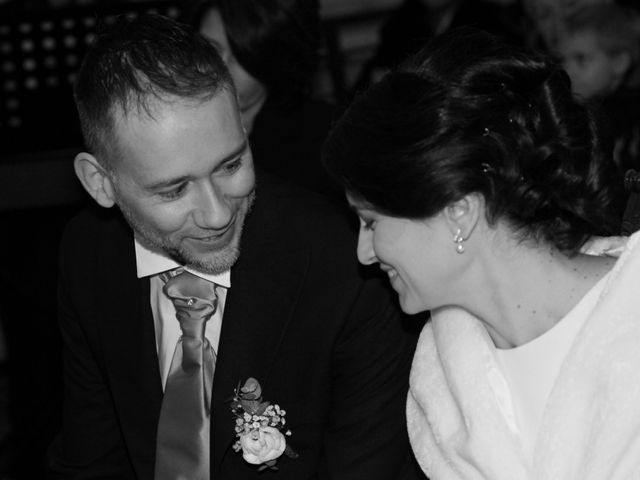 Il matrimonio di Tommaso e Fabiana a Due Carrare, Padova 14