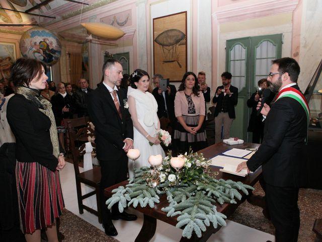 Il matrimonio di Tommaso e Fabiana a Due Carrare, Padova 15