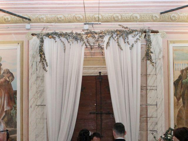 Il matrimonio di Tommaso e Fabiana a Due Carrare, Padova 17