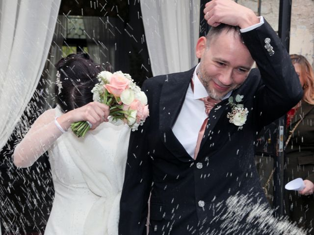 Il matrimonio di Tommaso e Fabiana a Due Carrare, Padova 23