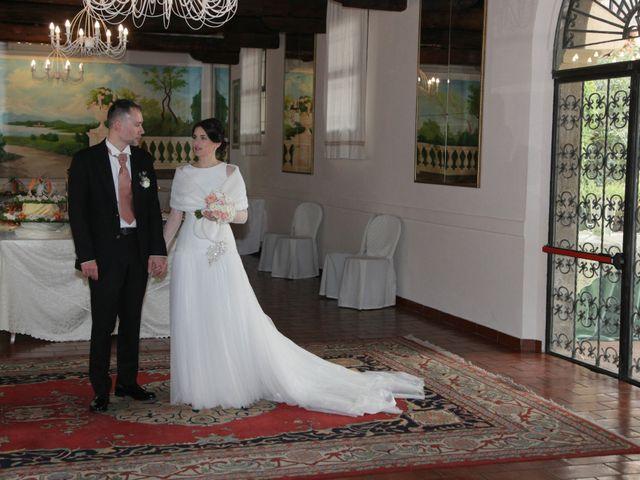 Il matrimonio di Tommaso e Fabiana a Due Carrare, Padova 27