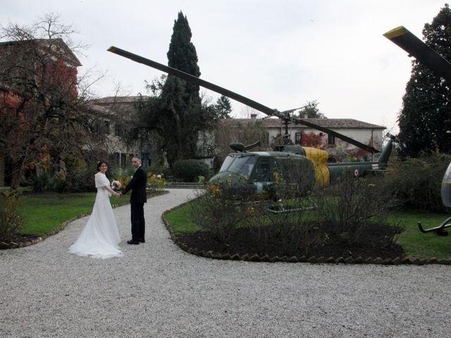 Il matrimonio di Tommaso e Fabiana a Due Carrare, Padova 28