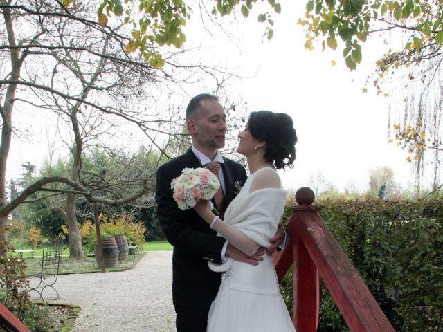 Il matrimonio di Tommaso e Fabiana a Due Carrare, Padova 33
